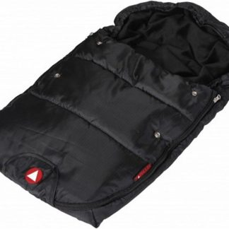 Topmark Puck Voetenzak autostoel - Black