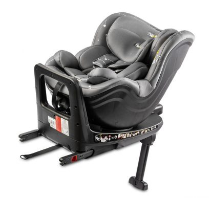 Twisty i-Size Autostoel 360 graden draaibare (0 - 18kg)