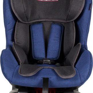 Xadventure Autostoel Ranger - Jeans - Blauw