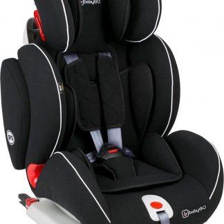 Autostoel BabyGO Sira IsoFix Zwart (9-36kg)