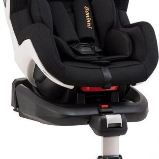 Autostoel Baninni Impero Isofix Black (0-18kg)