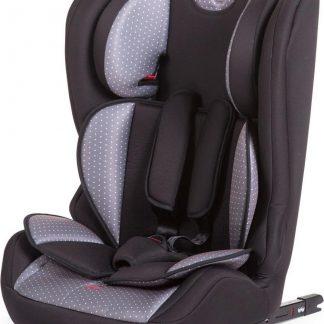 Childdheels 1/2/3 isofix - Autostoel - Antraciet
