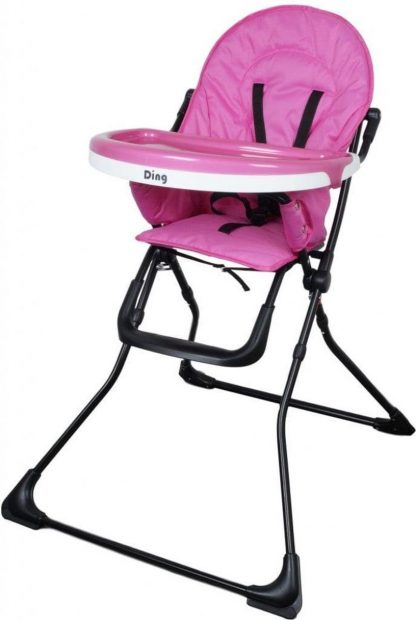 Ding Nemo Kinderstoel Roze