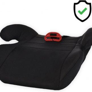 YourGoods Zitverhoger Auto - Stoelverhoger - Wasbare Hoes - Zwart