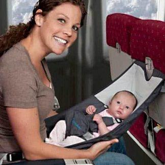 Flyebaby baby - vliegtuigbedje - (0-10kg) - minichair - kinderzitje - kinderstoel