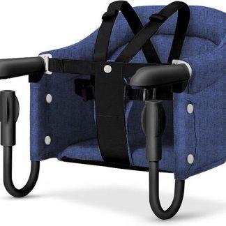 Humpy Dumpy Opvouwbare Kinderstoel - Gemakkelijk te Bevestigen aan Tafels - Vouw in elkaar & Neem mee!