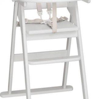 East Coast Opvouwbare Kinderstoel Junior 90 Cm Hout Wit