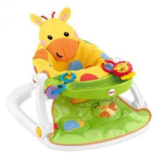 Fisher-Price - Baby eetstoel - Kinderzetel - Kinderstoel - Kinderbank