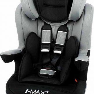 Nania I-Max SP Luxe meegroei autostoel - Grijs (9-36kg)