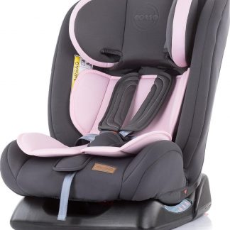 Autostoel Corso baby roze geschikt voor groep 0+, I, II en III (0-36 kg.)