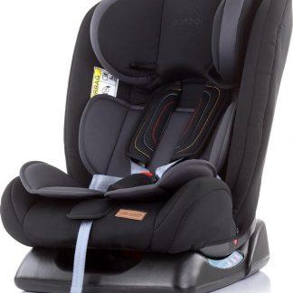 Autostoel Corso zwart carbon, geschikt voor groep 0+, I, II en III (0-36 kg.)