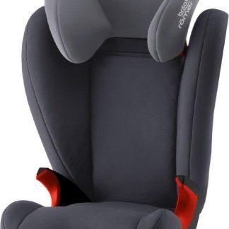 Babyauto Autostoel voor kinderen 0 t/m 6 jaar - Black/Grey