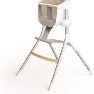 Béaba Zitje voor Kinderstoel Up&Down Grijs Wit