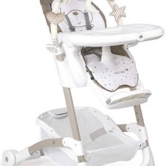 CAM Istante High Chair - Kinderstoel - TEDDY B - Made in Italy