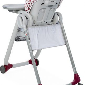 Chicco Opbergmand Kinderstoel Polly 50 Cm Textiel Wit