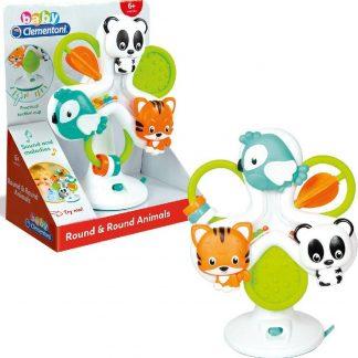 Clementoni Baby Kinderstoel Activity