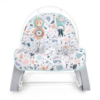 Fisher Price - Universele kleur Baby Tot Peuter Wipstoel - Elektrische Wipstoel Baby - Wipstoeltjes voor kinderen - Fisher-Price Little People
