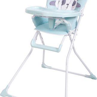 FreeOn Kinderstoel Ben - Eetstoel voor kinderen - Panda