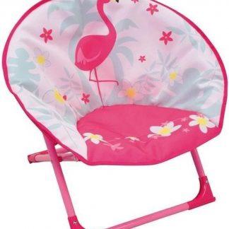 Jemini Kinderstoel Moonchair Flamingo 52 X 48 X 46 Cm Roze