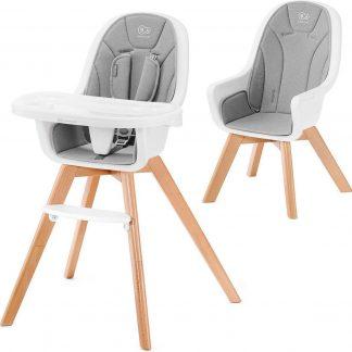 Kinderkraft Kinderstoel 2 in 1 Tixi Grey
