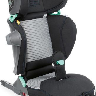 Chicco Fold & Go i-Size Autostoel - Groep 2 3 - i-Size - Isofix bevestiging - 15 tot 36 kg - Zwart
